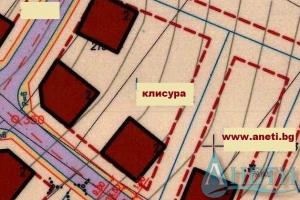 Продава Парцел УПИ - къщи, вили с.Клисура, София