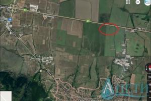 Satılık Tarım arazisi international road  Е80, to s.Lozen, Sofya